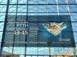 Welcome to the FttH Conference 2018 Valencia